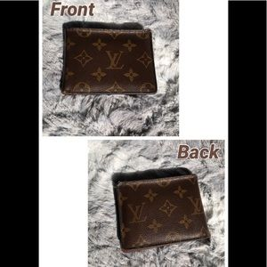 Louis Vuitton Authentic Men's Wallet